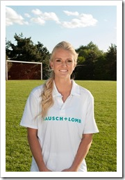BAUSCH + LOMB - Soccer star Kaylyn Kyle talks performance