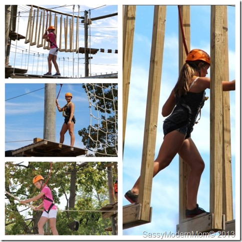BlueMountainRopesCourse