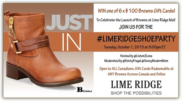 Lime Ridge Shoe Party