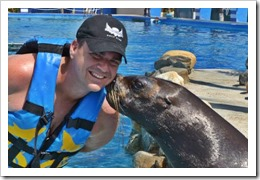 PVBrent and a Sea Lion