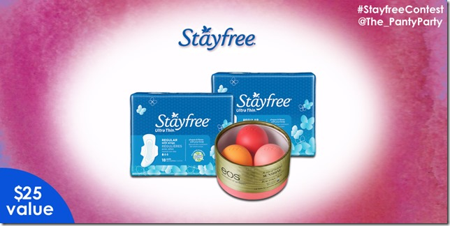 StayfreeTwitter Contest - RT & Follow to Win Prize