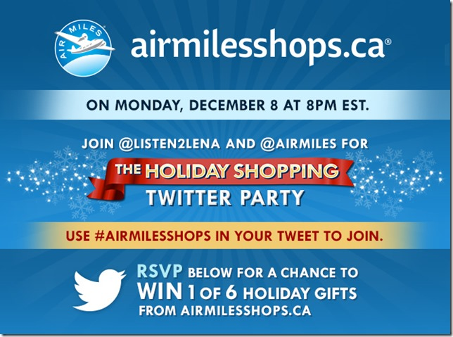 AirmilesShopsTwitterParty