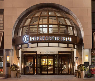 Little Extras Create Big Differences At The InterContinental Hotel : Review