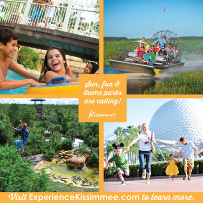 2016 Is The Year For Adventure in Kissimmee!