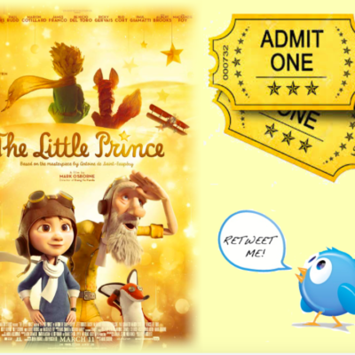 Attend The Exclusive Screening Of The Little Prince!