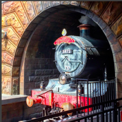 It's The Hogwarts Express ~ WW