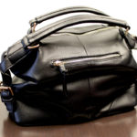 On Purses, Backaches And Heavy Lifting! ~Giveaway