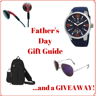 Our Father's Day Gift Guide from O.co & A $195 Giveaway