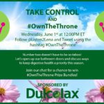 It's Time T0 #OwnTheThrone! ~ Twitter Party Alert!