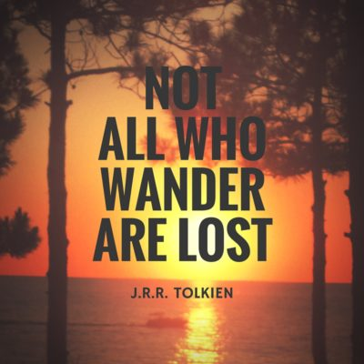 Getting Lost This Summer