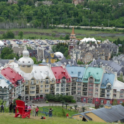 Mont Tremblant : A Story To Tell