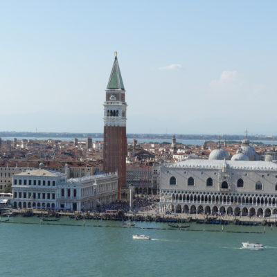 Venice Boat Tour with Grand Canal & Tower Climb with Walks of Italy