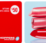 A Shoppers Drug Mart Holiday! ~ $100 GC Giveaway