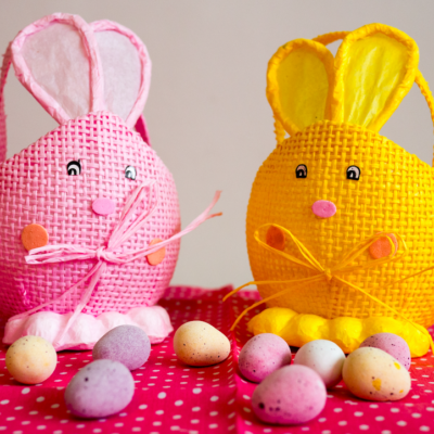 5 Twists On The Traditional Easter Basket