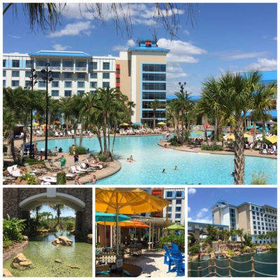 "Sapphire Falls ~ 5 Reasons To Stay ""Inside"" The Parks!"