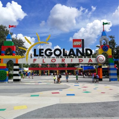 How To See LEGOLAND In The Rain!