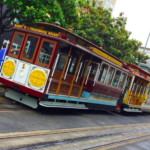 Turn Around….Time For The Cable Cars!