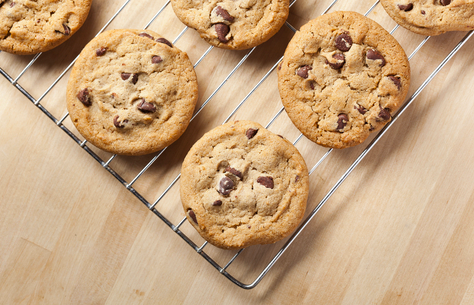 The Best Chocolate Chip Cookies EVER! – Kali's Cookies