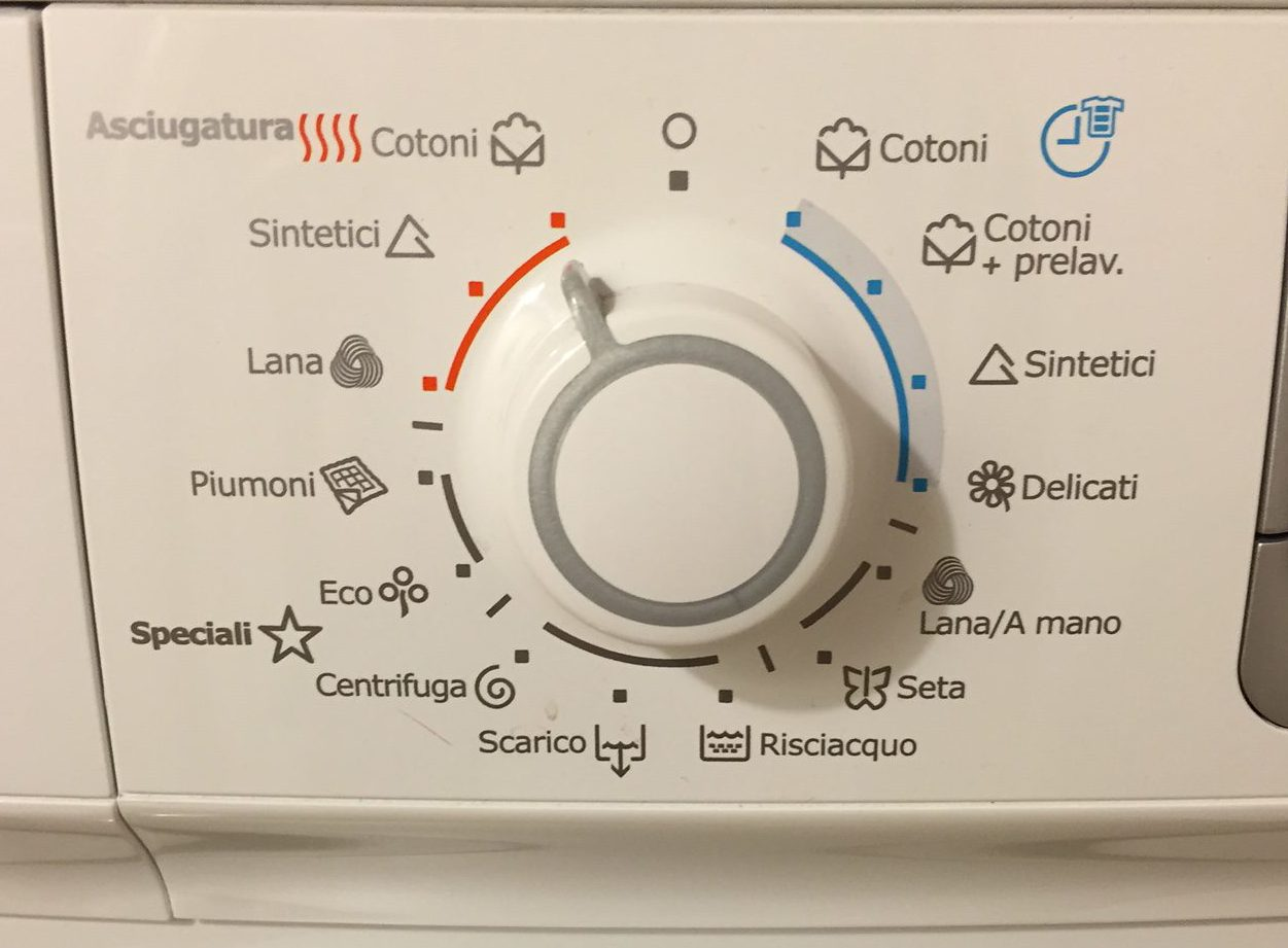 The War Against The Italian Washing Machine