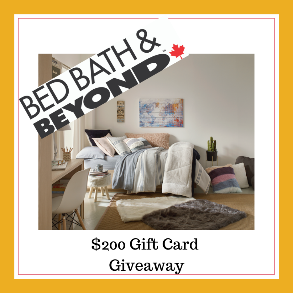 bed bath and beyond sweepstakes 2019 the beauty of getting university ready with bed bath 9105